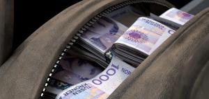 1000 NOK sedler